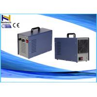 China 220V Portable Bule Hotel Ozone Generator Air Or Water Treatment on sale
