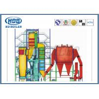 Wholesale Thermal Efficiency CFB Circulating Fluidized Bed Boilers , Hot Water Boiler Coal Biomass Fired from china suppliers