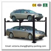 Wholesale On Sale! 3600kgs in ground car parking lift car parking system Four Post Parking Lift from china suppliers