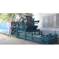 Quality Egg Tray Production Line , Rotary Type Pulp Molding Machine 6000PCS/H egg carton forming machine for sale
