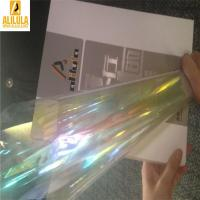 Wholesale Hot sale plastic chameleon car color change window film in 1.52*30m from china suppliers