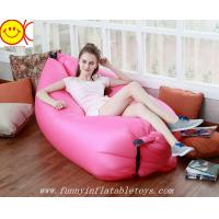 Wholesale Lamzac Hangout Sleeping Inflatable Sports Games Nylon Lazy Air Filled Sofa from china suppliers