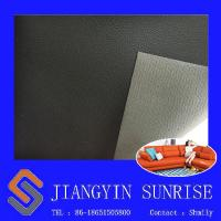 Wholesale Anti Static Pvc Synthetic Leather / Sofa Bed Faux Leather Material For Upholstery from china suppliers