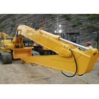 15.5 Meter Mini Excavator Long Reach Wide Bucket Equipped High Efficient For Dredging Work