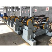 Quality Digital Display Welding Pipe Rollers for 1 - 1000 mm / min Truning Speed Pipe Welding for sale