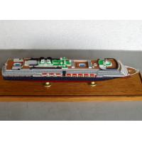 Wholesale Scale 1:900 MS Oosterdam Cruise Ship 3D Models from china suppliers