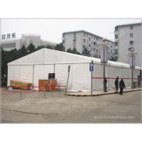 Wholesale Corporate Product Show Aluminum Frame Tent , Lightweight Large Commercial Tent from china suppliers