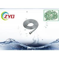 Wholesale Double Buckle Kitchen Pull Out Faucet Flexible Shower Hose Handheld Metal Chrome from china suppliers