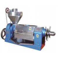Wholesale Hot and cold dual-use automatic extraction method Electric screw oil press Machine from china suppliers