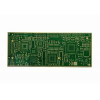 Wholesale BGA Solder Multilayer High Density Interconnect PCB , Custom LED Rigid PCB Board from china suppliers