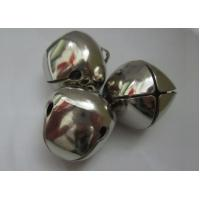 Wholesale Holiday decorations silver cross jingle bell Holiday decorations silver cross jingle bells from china suppliers