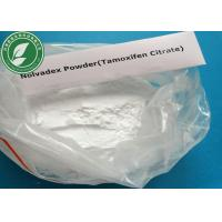 Wholesale 99% Purity Anti Estrogen Steroid Powder Nolvadex Tamoxifen Citrate CAS 54965-24-1 from china suppliers