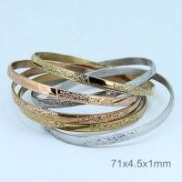 Wholesale Top Fashion Super Quality 316L Stainless Steel Bracelet Bangle LBX29 from china suppliers
