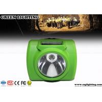 Wholesale Anti - Explosion Led Mining Lamp, 13000 Lux Hard Hat Lights With USB Charger from china suppliers