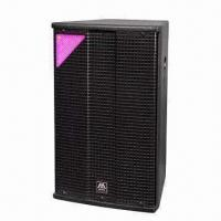 Quality Outdoor High-power Professional Speaker with 45Hz to 18kHz Flat Frequency Response and 133dB SPL for sale