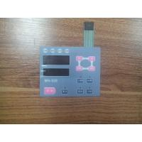 Buy cheap Custom Membrane Switch Keyboard 3M467 / 3M468 With SGS , Rohs from wholesalers