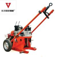 Wholesale 100m Exploration Drill Rigs / Trailer Mounted Water Well Drilling Rigs  from china suppliers