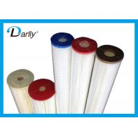 Wholesale 5 Micron Sediment Water Filter Cartridge / Industrial High Flow Filter Cartridge from china suppliers