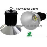 Wholesale 240W Warehouse High Bay Lighting , High Bright Industrial Led Lights from china suppliers