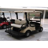 Wholesale Street Legal Electric Car Golf Cart 4 Seater , Battery Operated Golf Cart from china suppliers