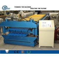 Wholesale High Speed Color Metal Roof Double Layer Roll Forming Machine For Stadium from china suppliers