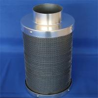 "Quality 8""odor control hydroponic carbon air  filter for sale"