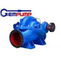Wholesale High pressure Double suction split casing pump diesel  electric driven from china suppliers