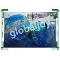 Wholesale Human Sized Inflatable Bumper Ball Body Zorbing Outdoor Bubble Ball from china suppliers