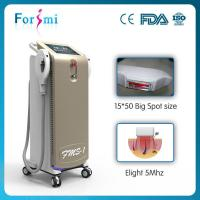 Wholesale 4 big DC fans. Strong wind with lower noise IPL Laser Hair Removal Machine For Sale from china suppliers