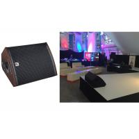 Wholesale Coaxial Stage Monitor Speakers System 10 Inch 2 Way Audio System Outdoor Loudspeaker from china suppliers