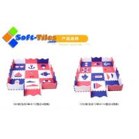 Quality Children PlayMat With Rails Summer Design for sale
