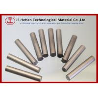 High Density 18.50 g / cm3 Tungsten Alloy Bar with High Melting Point , 6 - 13% Elongation