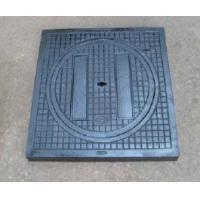 Wholesale Spheroidal Graphite iron manhole cover for city water safety from china suppliers