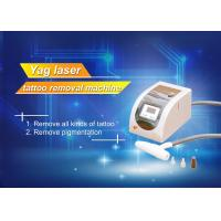 Wholesale 1064 / 532nm 110V - 240V Tattoo Removal Machine 1000mJ Energy from china suppliers