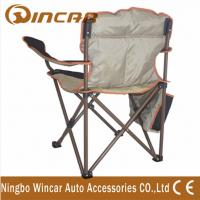 Wholesale Polyester Outdoor Folding Chair , Vehicle Camping Accessories from china suppliers