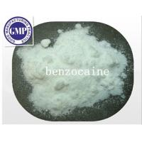 Wholesale CAS 94-09-7 C22H27N3O 99% Purity Benzocaine Raw Steroid Powders White Powders from china suppliers