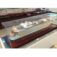 Buy cheap Portable Oasis Of The Seas Model Navigator Of The Seas Cruise Ship Series from wholesalers