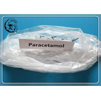 Wholesale Paracetamol  White Raw Pain Killer Powder for Reducing Fever and Relieving Pain CAS 103-90-2 from china suppliers