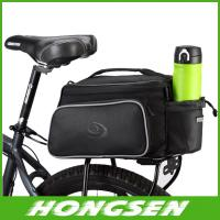 Wholesale ROSWHEEL rear pannier bag Water-proof Bike Rear Pannier Bag OEM 600D bicycle trunk pannier from china suppliers