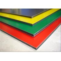 Wholesale Antibacterial Aluminum Composite Panel RAL standard Aluminium Panel Cladding from china suppliers
