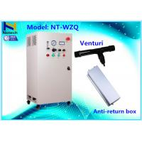Wholesale 220V Oxygen Source Large Ozone Generator Disinfecting Water / Well Water Ozone Generator from china suppliers