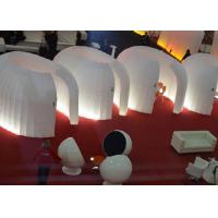 Wholesale White Mini Inflatable Ooffice Room Tent ,Indoor Used Inflatable Exihition Tent from china suppliers