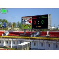 Wholesale Soccer Scoreboard Stadium LED Display P6 Outdoor with Nationstar LED from china suppliers
