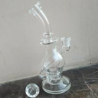 Wholesale Borosilicate 3.3 Glass Bong Reasonable Price Glass Water Pipe For Smoking from china suppliers