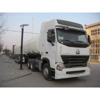 Wholesale SINOTRUK HOWO 6x4 Liquid Tanker Truck / Oil Tanker Truck from china suppliers