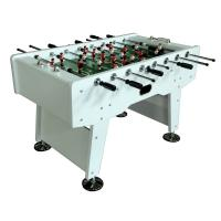 Wholesale 5FT Football Game Table Wooden Soccer Table MDF Game Table ABS Balanced Player from china suppliers