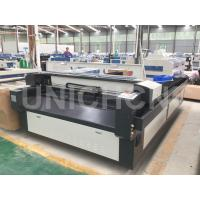 Wholesale 1300*2500mm sheet metal laser cutting machine  CO2 laser cutting machine metal from china suppliers