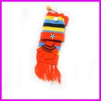 Wholesale Girls Sets Acrylic Togue & Knitting Scarves for Kids/Child Neckwear from china suppliers