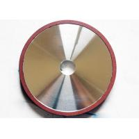 Wholesale Cubic Boron Nitride Resinoid Grinding Wheels , Small CBN Abrasive Wheels from china suppliers
