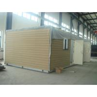 Wholesale Quick Assemble Prefab Modular Homes Energy Saving Prefab Modular Homes from china suppliers